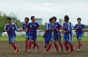Jrユース【中学生クラブチーム】のイメージ